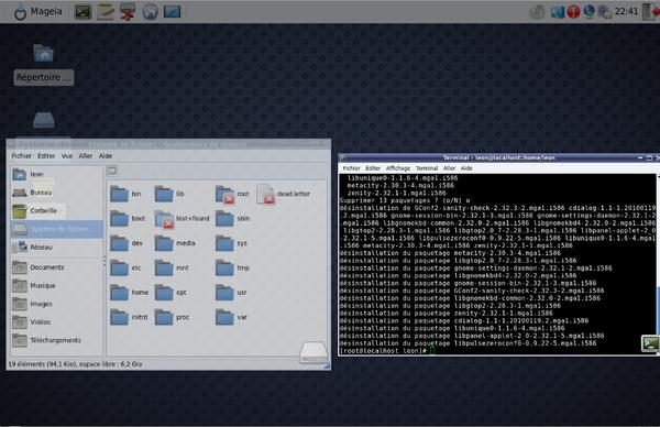 mageia 2 xfce installer