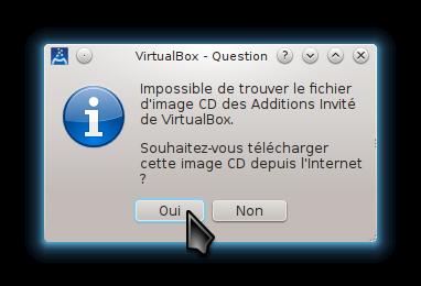 installateur linux sur vmware poste de travail 6